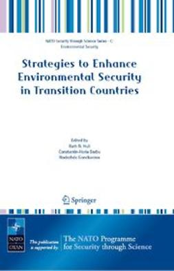 Barbu, Constantin-Horia - Strategies to Enhance Environmental Security in Transition Countries, ebook