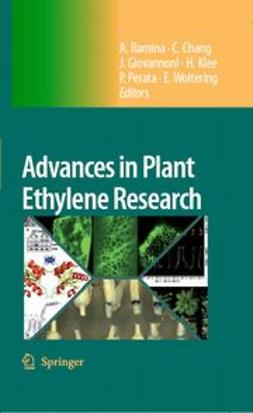 Chang, Caren - Advances in Plant Ethylene Research, e-bok
