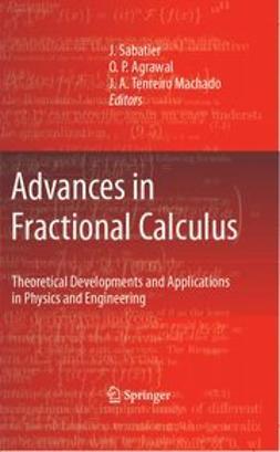 Agrawal, Om Prakash - Advances in Fractional Calculus, e-bok