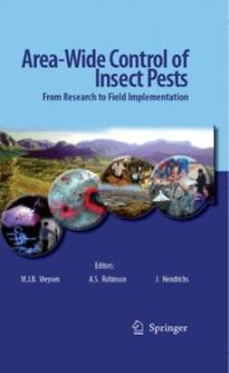 Vreysen, M. J. B. - Area-Wide Control of Insect Pests, ebook
