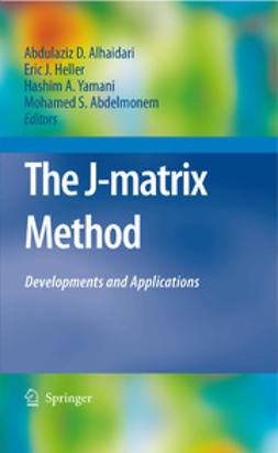 Abdelmonem, Mohamed S. - The J-Matrix Method, ebook