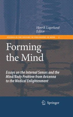 Lagerlund, Henrik - Forming The Mind, ebook