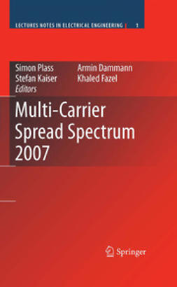 Dammann, Armin - Multi-Carrier Spread Spectrum 2007, e-bok