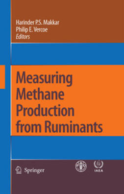 Makkar, Harinder P.S. - Measuring Methane Production From Ruminants, ebook