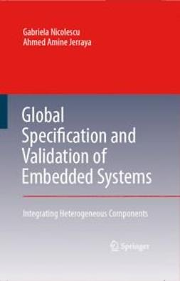 Jerraya, A. A. - Global Specification and Validation of Embedded Systems, ebook