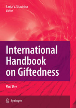 Shavinina, Larisa V. - International Handbook on Giftedness, ebook