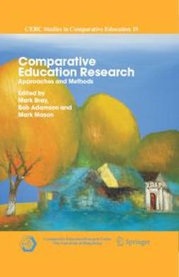 Adamson, Bob - Comparative Education Research, ebook