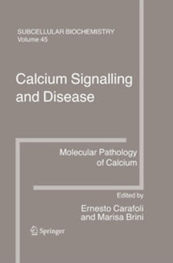 Brini, Marisa - Calcium Signalling and Disease, ebook