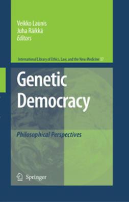 Launis, Veikko - Genetic Democracy, ebook