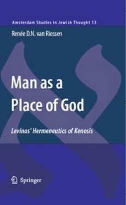 Riessen, Renée D. N. van - Man as a place of God, ebook