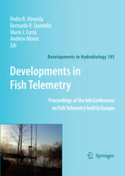 Almeida, Pedro R. - Developments in Fish Telemetry, ebook
