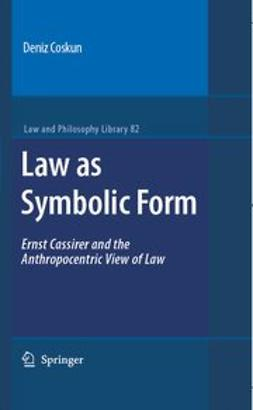 Coskun, Deniz - Law As Symbolic Form, ebook