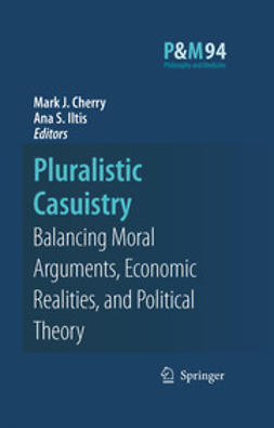 Cherry, Mark J. - Pluralistic Casuistry, ebook