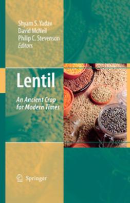McNeil, David L. - Lentil, ebook