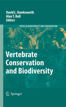 Bull, Alan T. - Vertebrate Conservation and Biodiversity, ebook