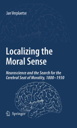Verplaetse, Jan - Localizing the Moral Sense, ebook