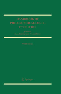 Gabbay, D.M. - Handbook of Philosophical Logic, e-bok