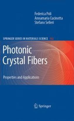 Cucinotta, Annamaria - Photonic Crystal Fibers, ebook