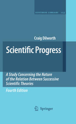 Dilworth, Craig - Scientific Progress, e-bok