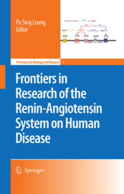 Leung, Po Sing - Frontiers in Research of the Renin-Angiotensin System on Human Disease, e-bok
