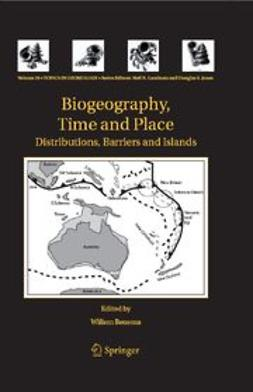 Renema, Willem - Biogeography, Time, and Place: Distributions, Barriers, and Islands, ebook