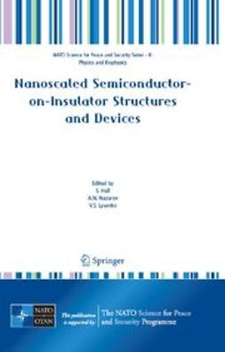 Hall, Steve - Nanoscaled Semiconductor-on-Insulator Structures and Devices, ebook