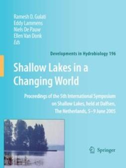 Donk, Ellen - Shallow Lakes in a Changing World, ebook