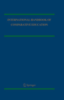 Cowen, Robert - International Handbook of Comparative Education, ebook