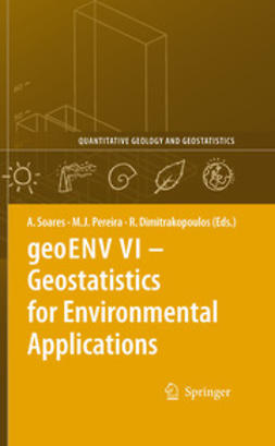 Dimitrakopoulos, Roussos - geoENV VI – Geostatistics for Environmental Applications, ebook