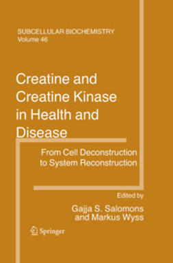 Creatine and Creatine Kinase in Health and Disease