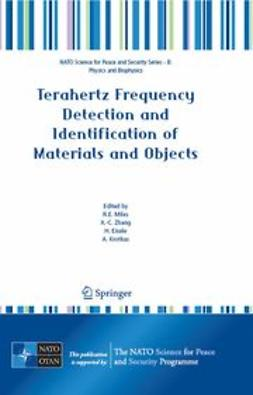 Eisele, Heribert - Terahertz Frequency Detection and Identification of Materials and Objects, e-bok