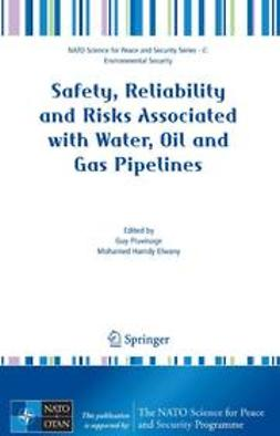 Elwany, Mohamed Hamdy - Safety, Reliability and Risks Associated with Water, Oil and Gas Pipelines, e-kirja