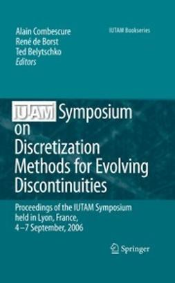 Combescure, Alain - IUTAM Symposium on Discretization Methods for Evolving Discontinuities, e-bok