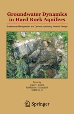 Ahmed, Shakeel - Groundwater Dynamics in Hard Rock Aquifers, ebook