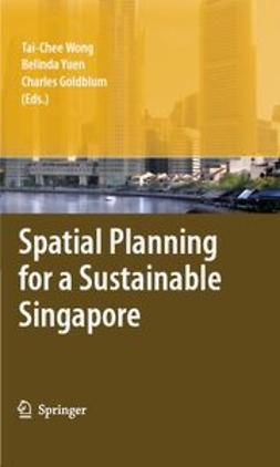 Goldblum, Charles - Spatial Planning for a Sustainable Singapore, ebook