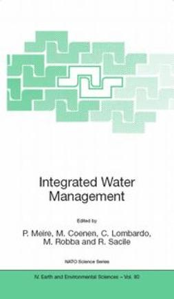 Coenen, Marleen - Integrated Water Management, ebook
