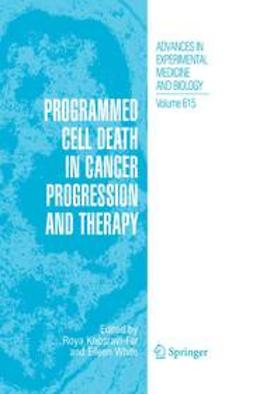 Khosravi-Far, Roya - Programmed Cell Death in Cancer Progression and Therapy, ebook