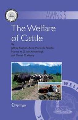 Keyserlingk, Marina A. G. von - The Welfare of Cattle, ebook