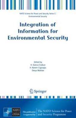 Cigizoglu, H. Kerem - Integration of Information for Environmental Security, ebook