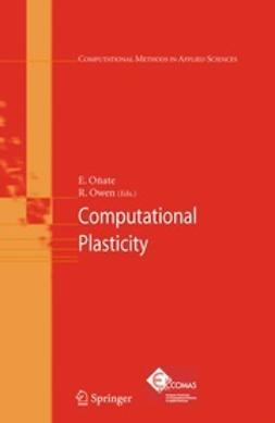 Oñate, Eugenio - Computational Plasticity, ebook
