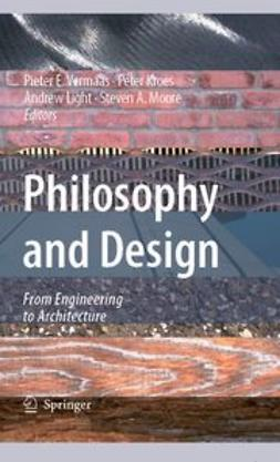 Kroes, Peter - Philosophy and Design, e-bok