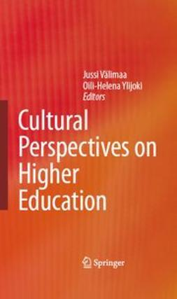 Välimaa, Jussi - Cultural Perspectives on Higher Education, e-bok