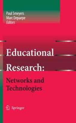 Depaepe, Marc - Educational Research: Networks and Technologies, e-bok