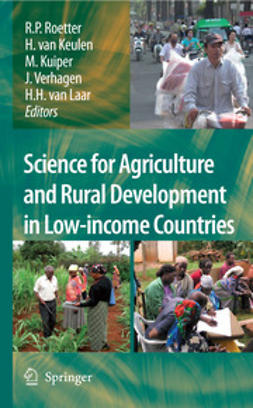 Keulen, H. - Science for Agriculture and Rural Development in Low-Income Countries, ebook