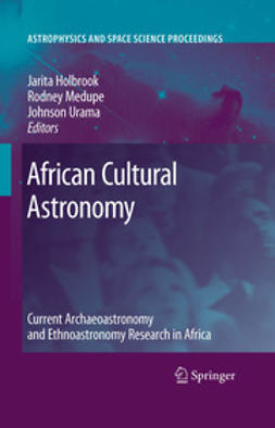 Holbrook, Jarita C. - African Cultural Astronomy, ebook