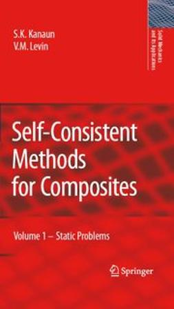 Kanaun, S. K. - Self-Consistent Methods for Composites, ebook