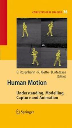 Rosenhahn, Bodo - Human Motion, e-kirja