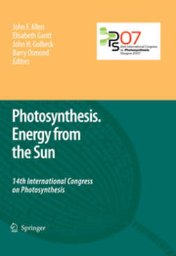 Allen, John F. - Photosynthesis. Energy from the Sun, ebook