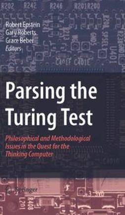 Beber, Grace - Parsing the Turing Test, ebook