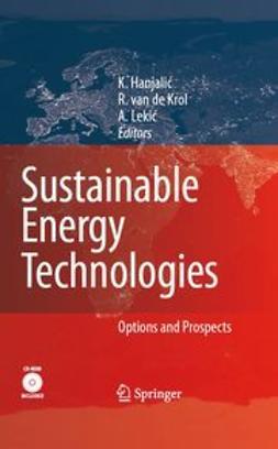 Hanjalić, K. - Sustainable Energy Technologies, e-kirja